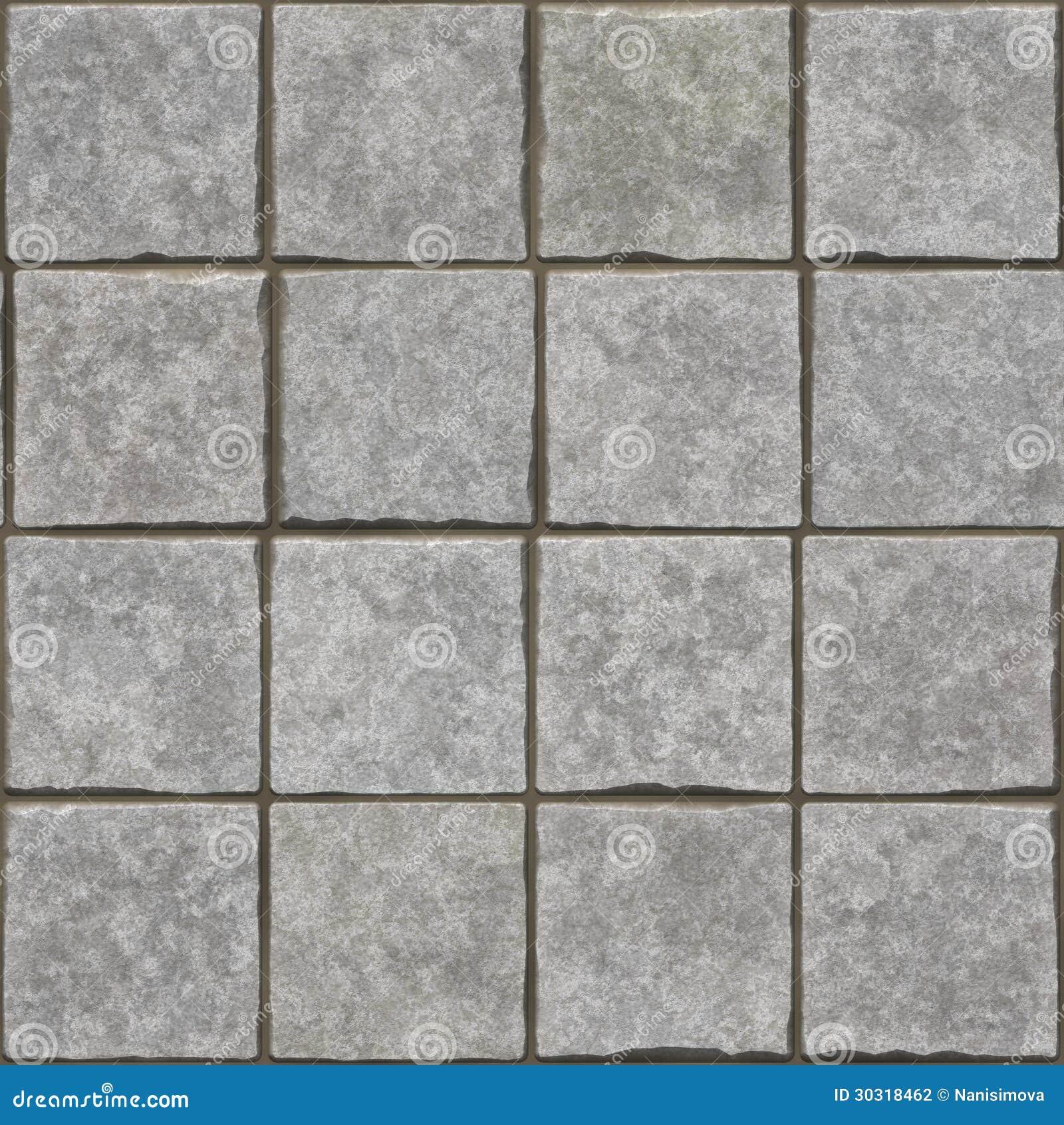 textura de piedra gris del piso de los ladrillos fotografa de archivo