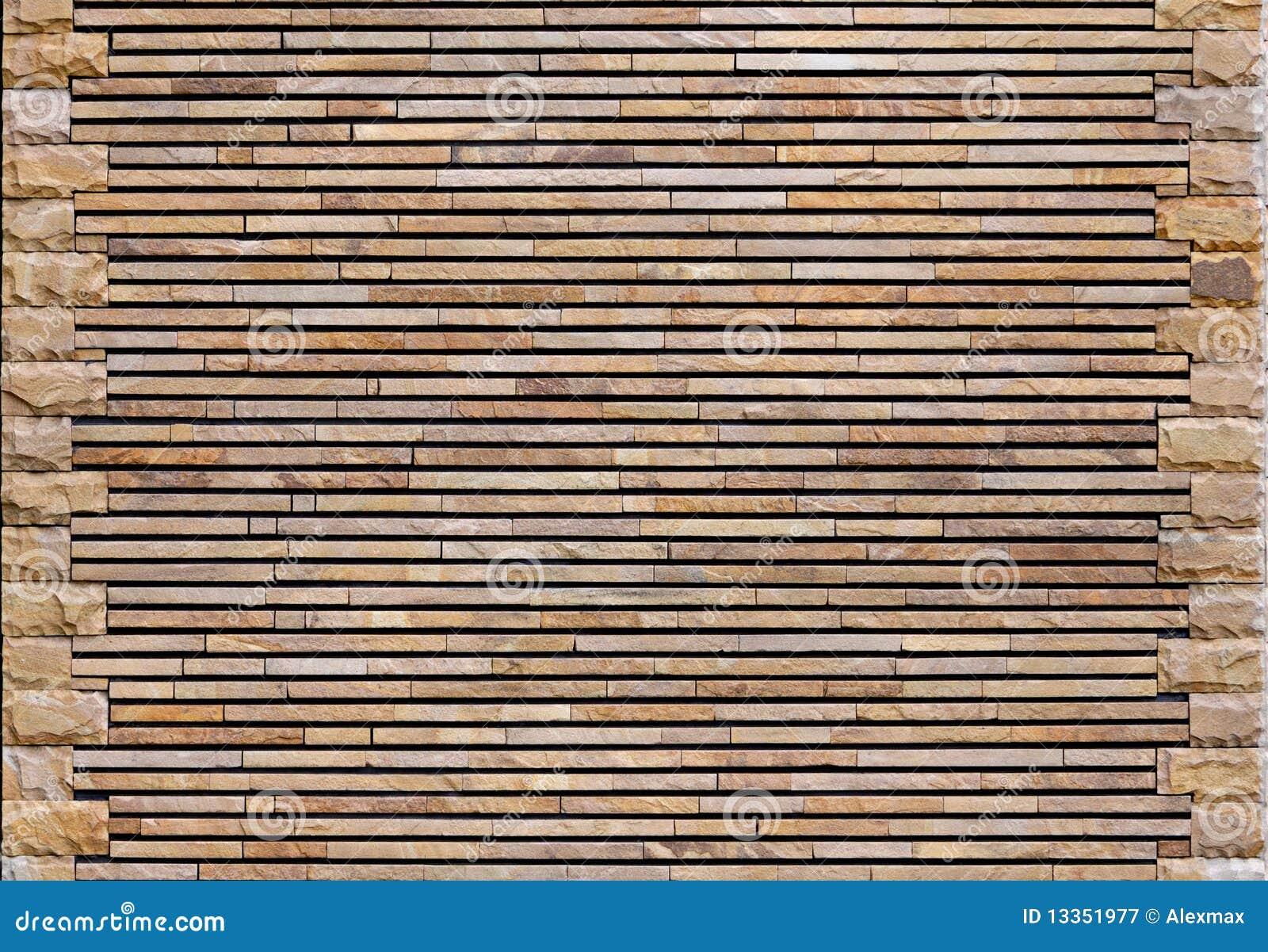 Textura decorativa de la pared de piedra fotograf a de - Paredes de piedra decorativa ...