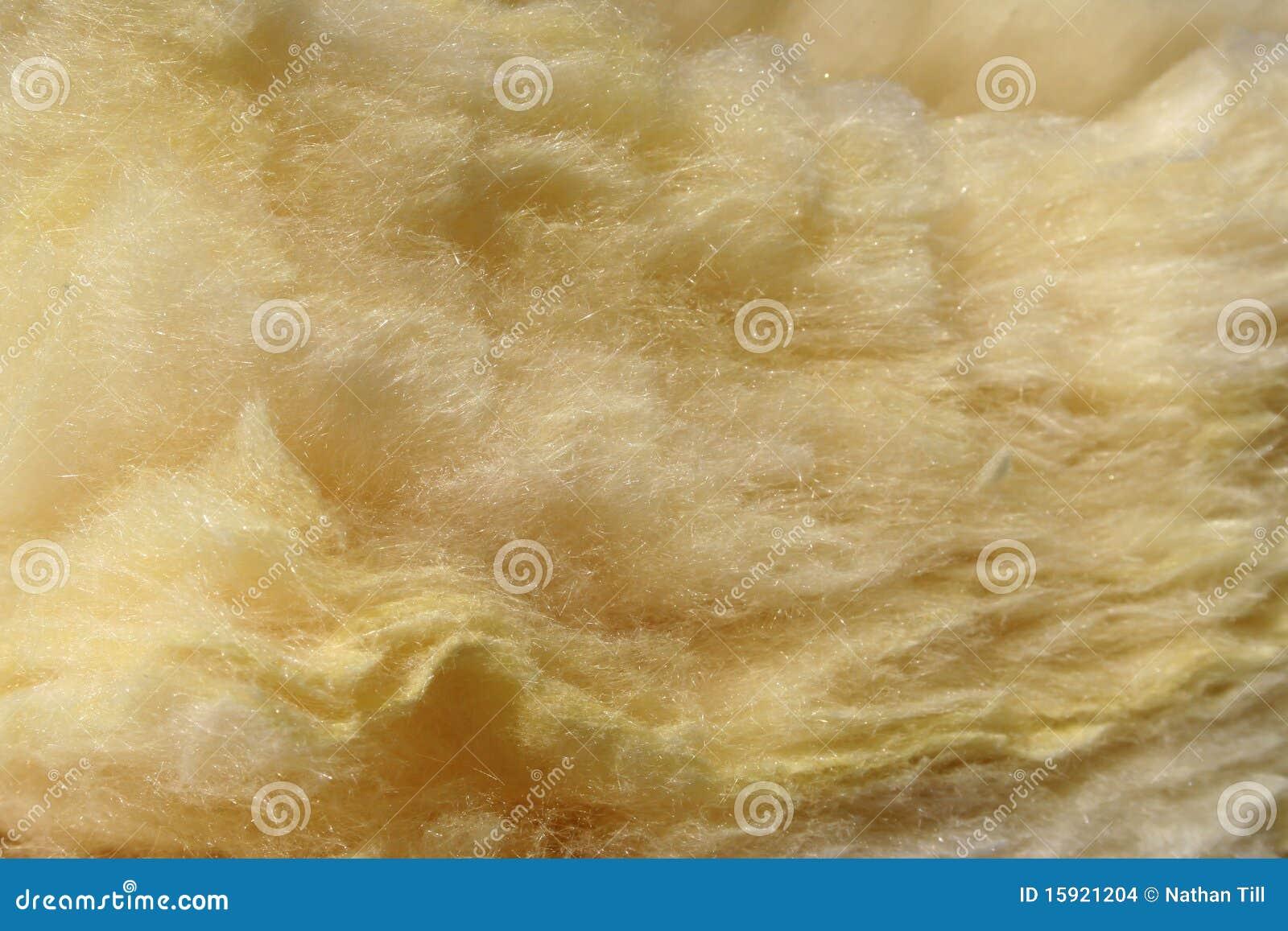 Textura del aislante de la fibra de vidrio imagenes de - Fibra vidrio aislante ...