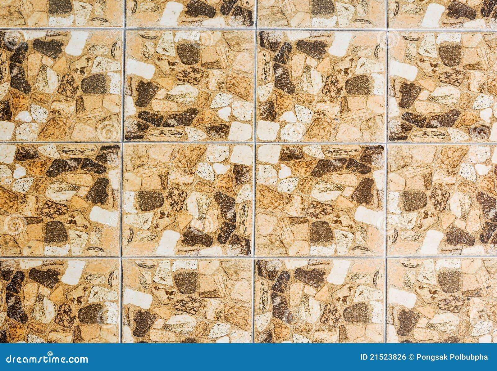 Textura del azulejo de piedra imagen de archivo libre de for Azulejo piedra