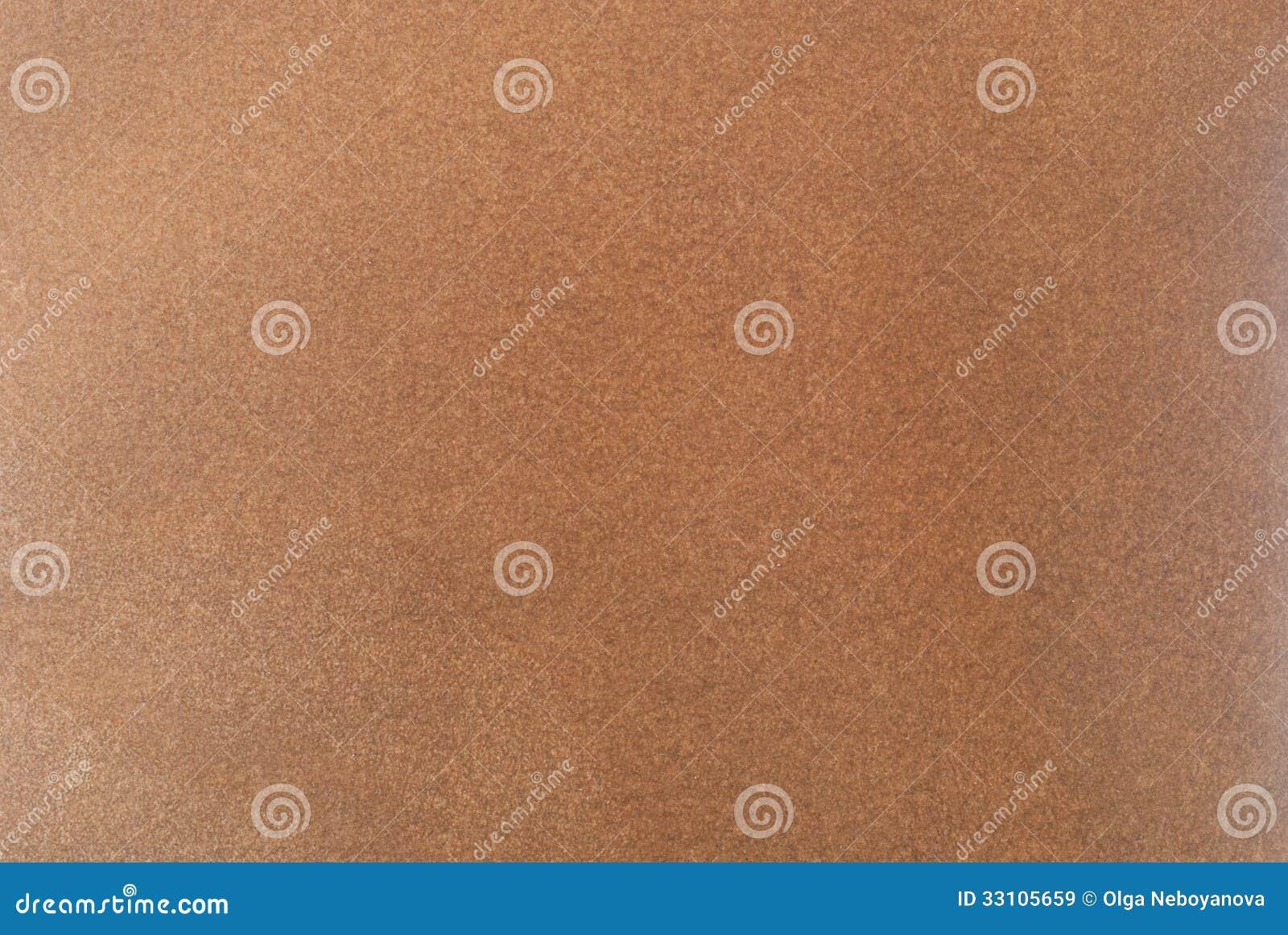 Textura del cuero de gamuza marrón