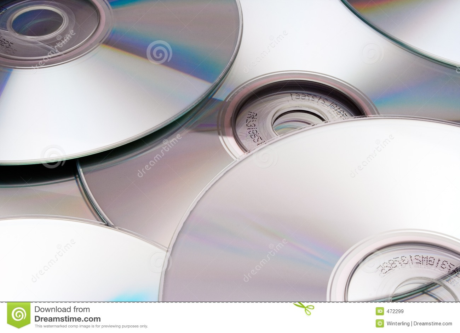 Textura del disco (plata)