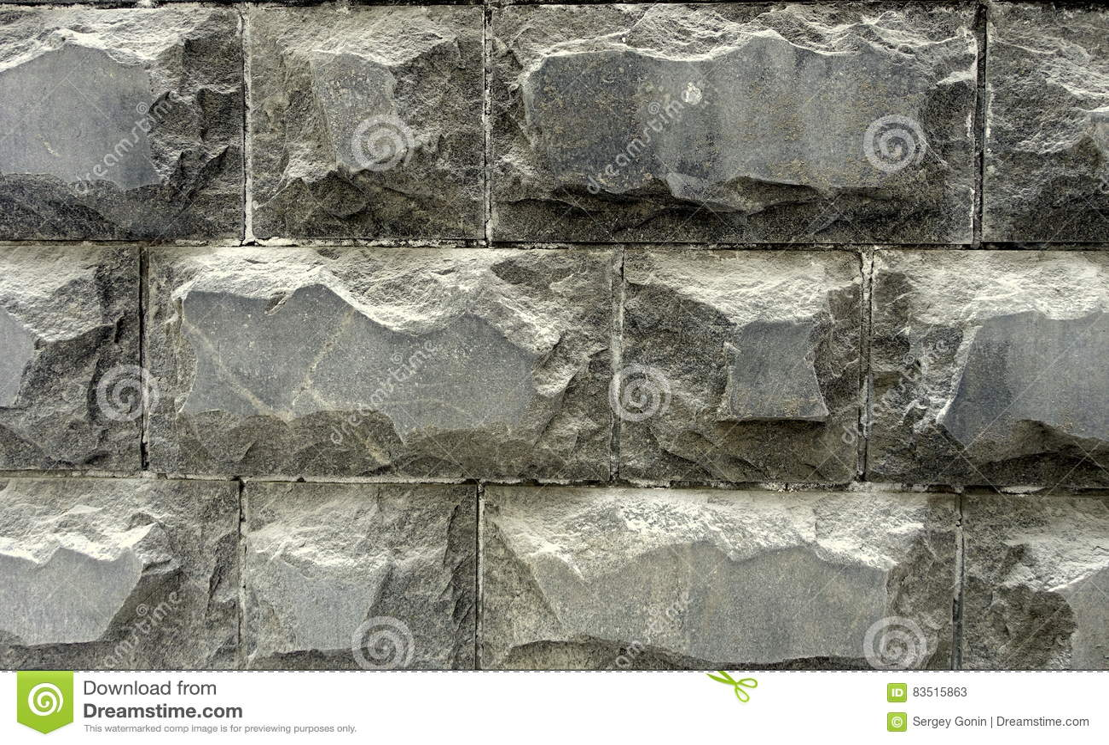 Textura del granito de las paredes de piedra foto de for Piedras de granitos