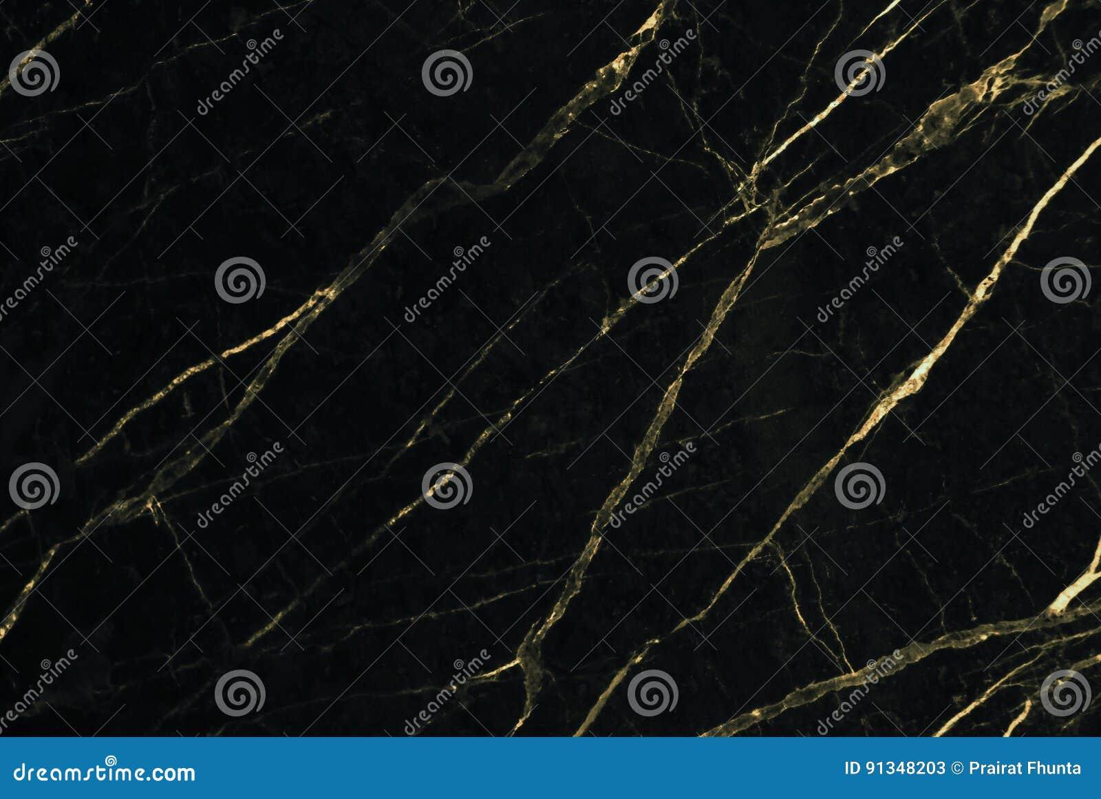 Textura del mármol del oro con el modelo natural para el trabajo de arte del fondo o del diseño