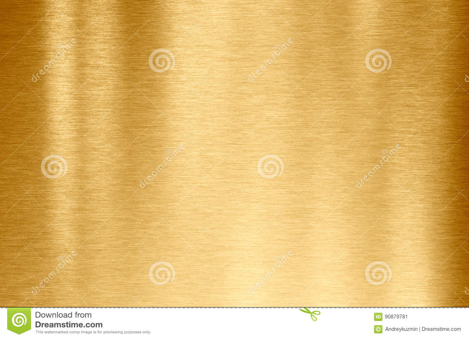Textura del metal del oro