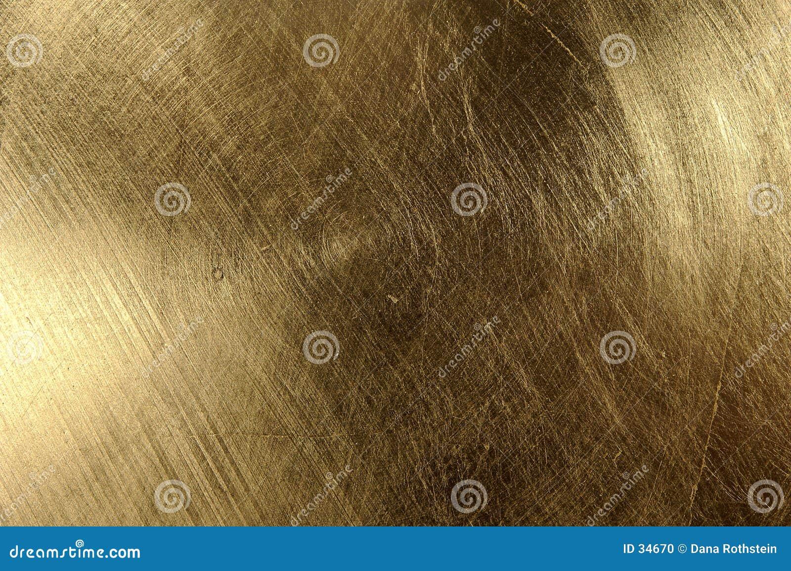 Textura del oro