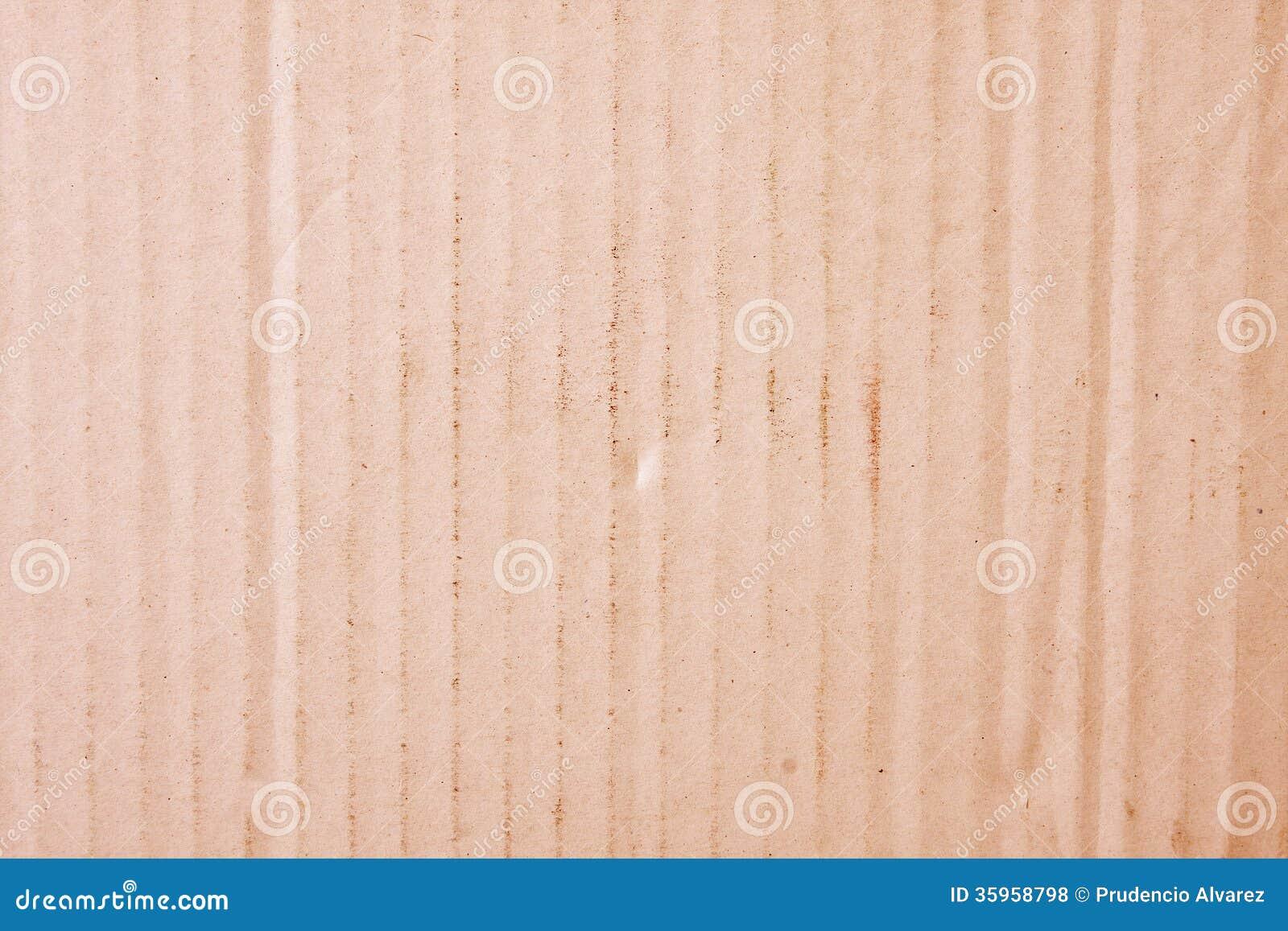 Textura del papel de la cartulina