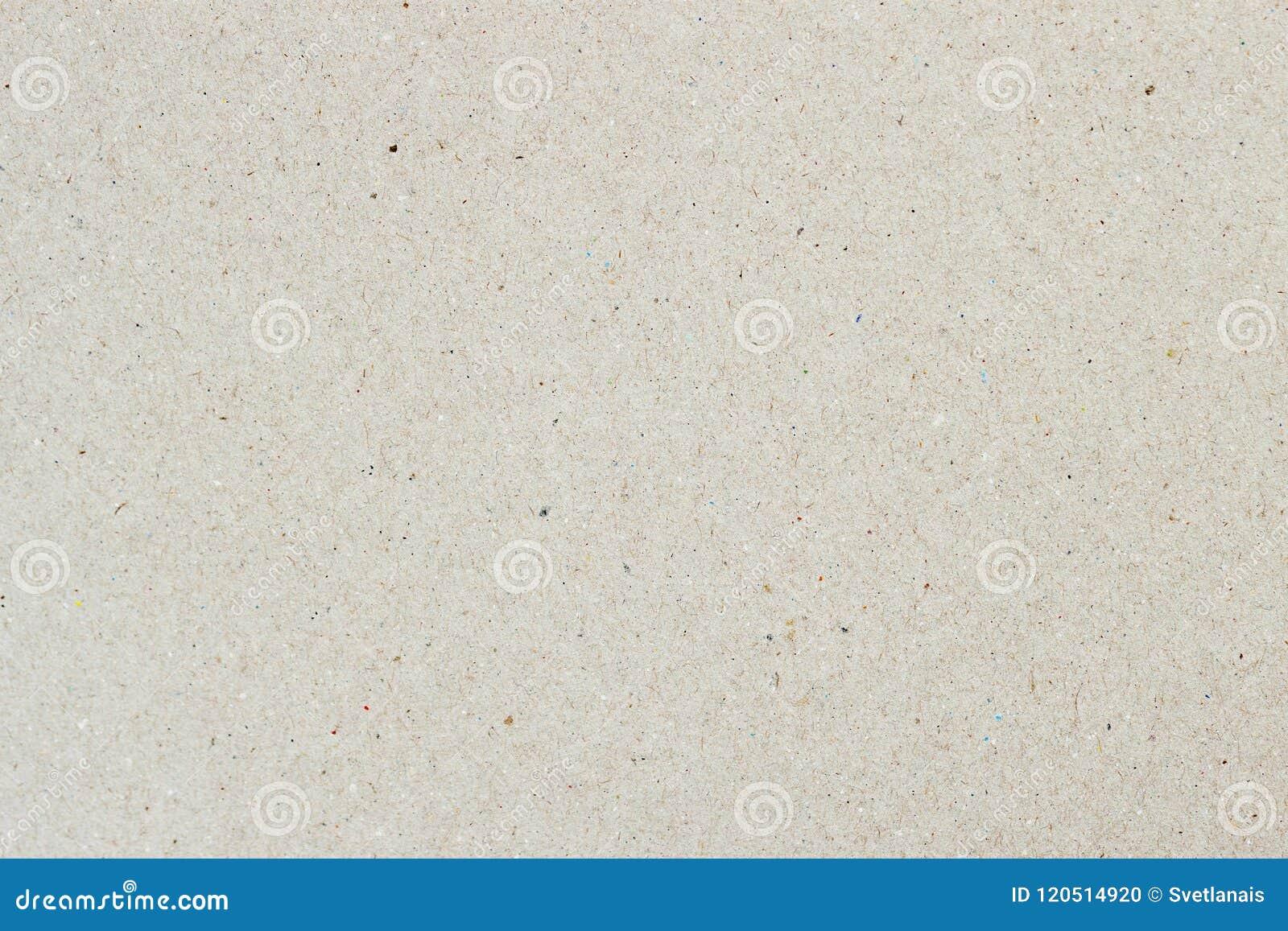 Textura del papel orgánico de crema ligera, fondo para el diseño con el texto del espacio de la copia o imagen El material recicl