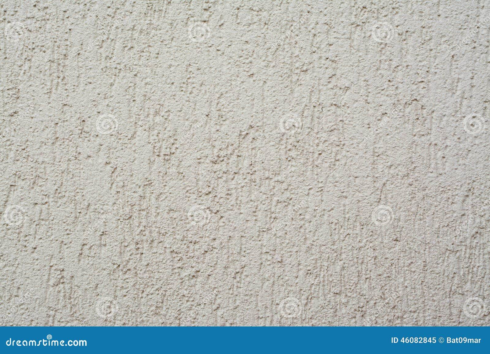 Textura del yeso de la pared