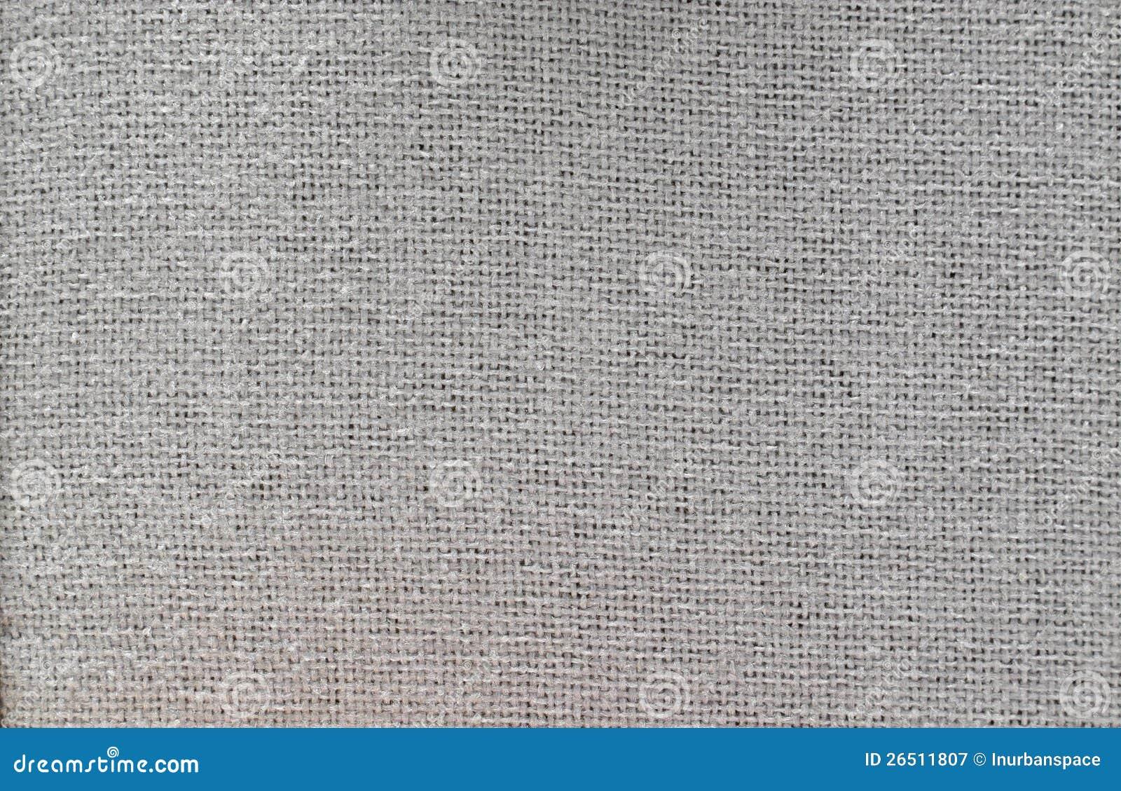 Textura do algodão cinzento, fundo
