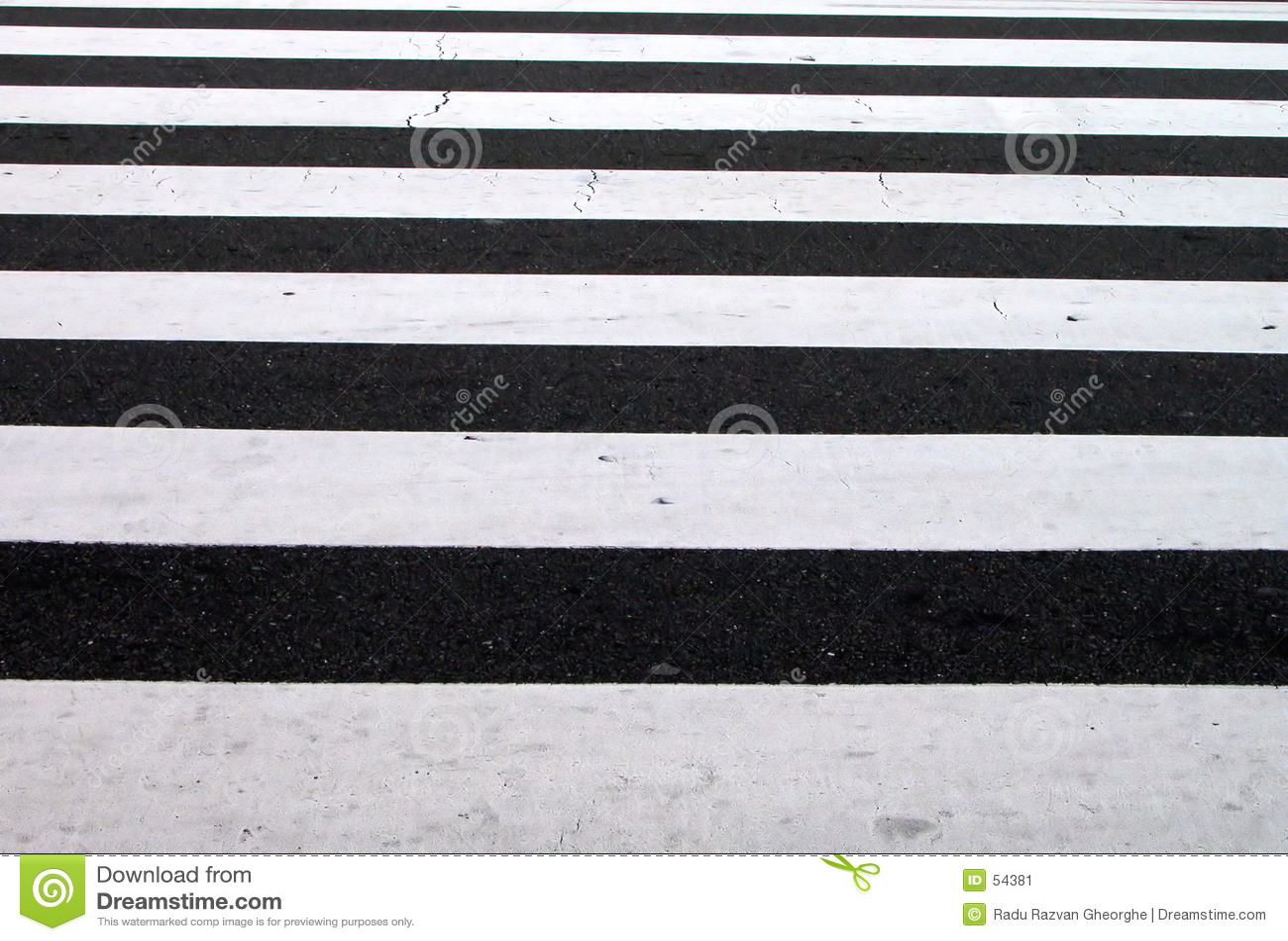 Textura do crosswalk do pedestre