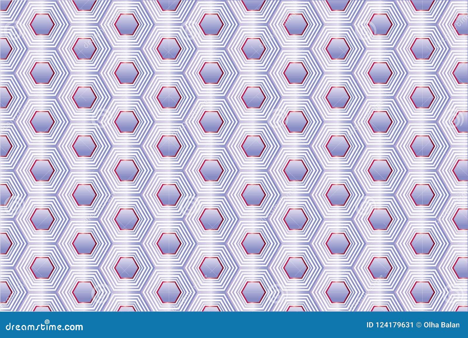 Textura do favo de mel da ametista
