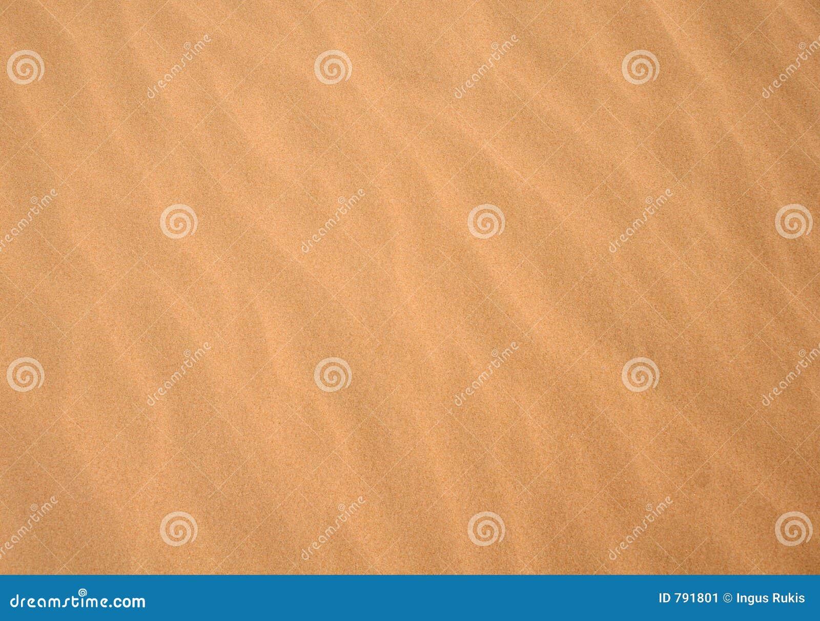 Textura do fundo da areia