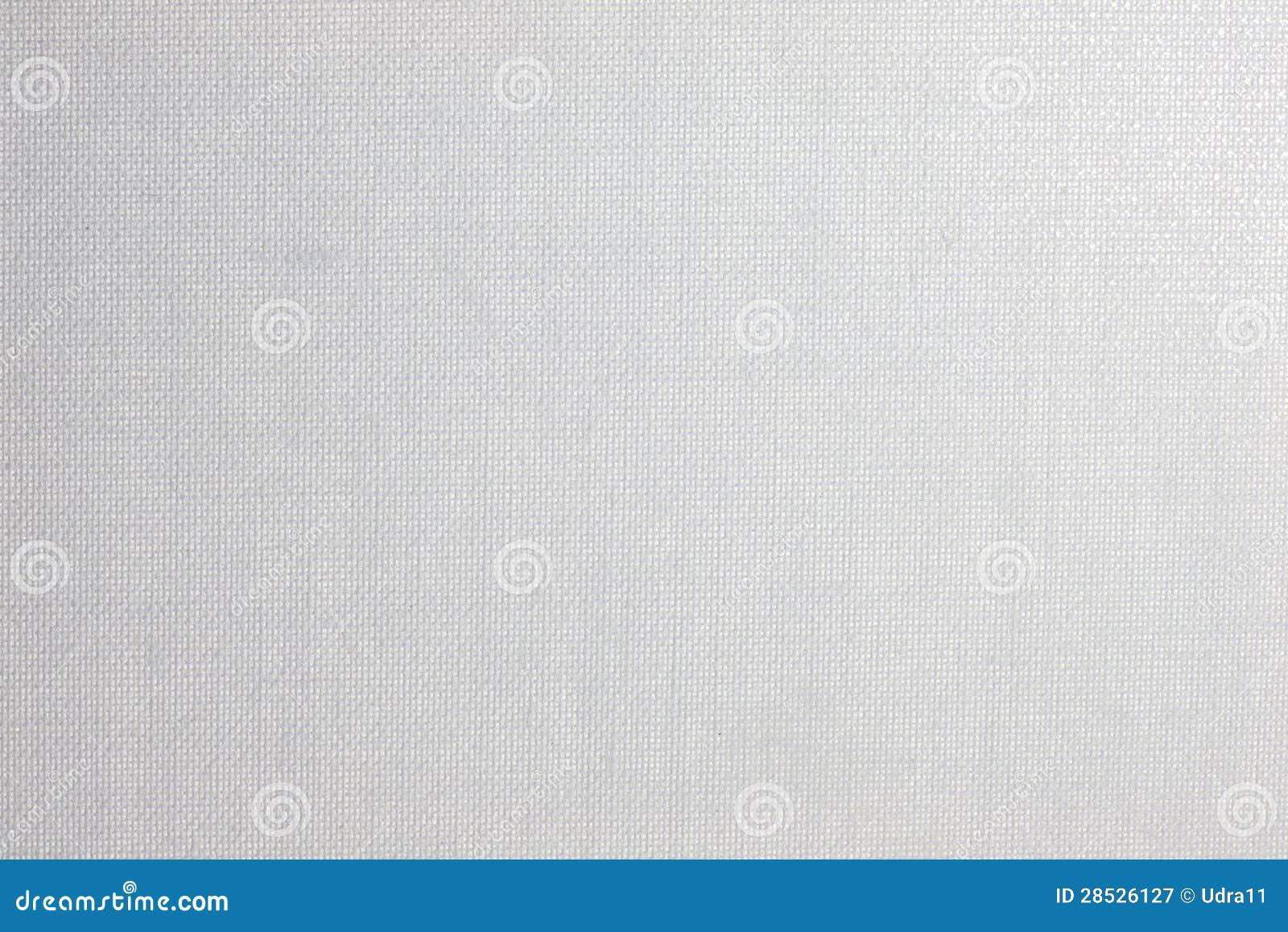 Textura do fundo da lona do Livro Branco