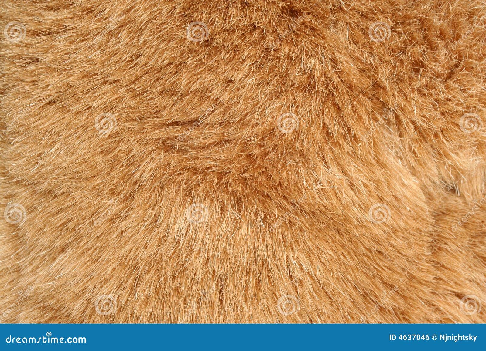 Textura do fundo da pele de Brown