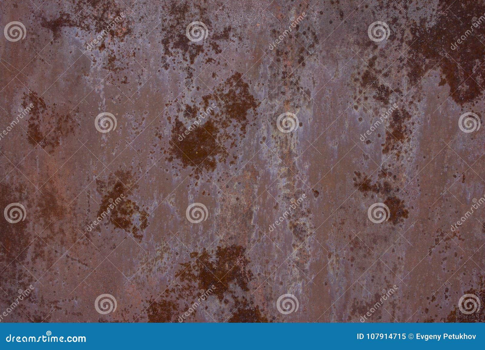 Textura do metal oxidado corrosão Sumário