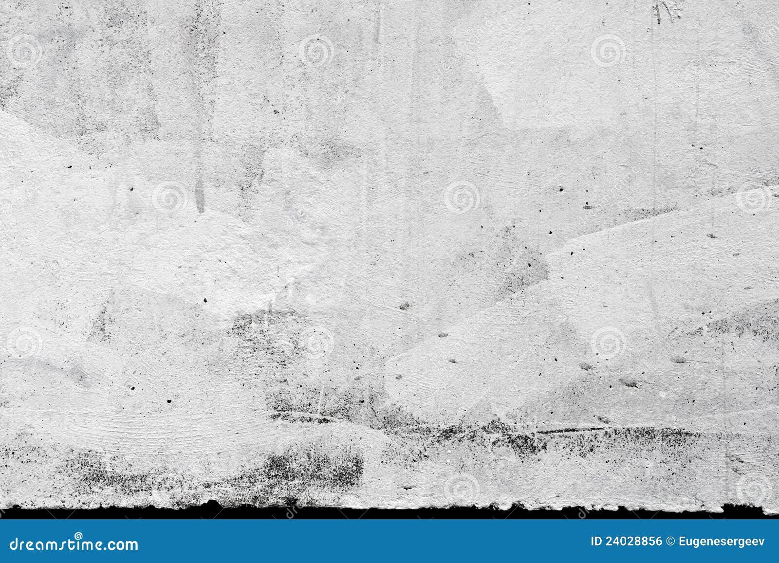 textura do muro de cimento com emplastro e pintura imagem
