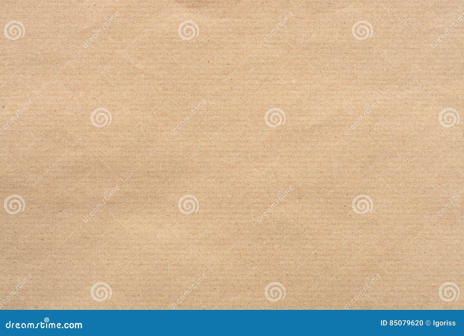 Textura do papel de embalagem