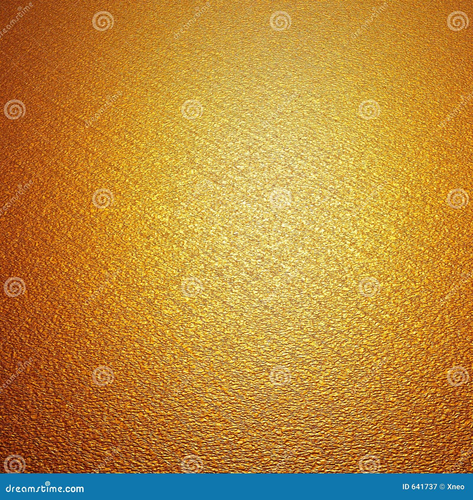 Textura dourada