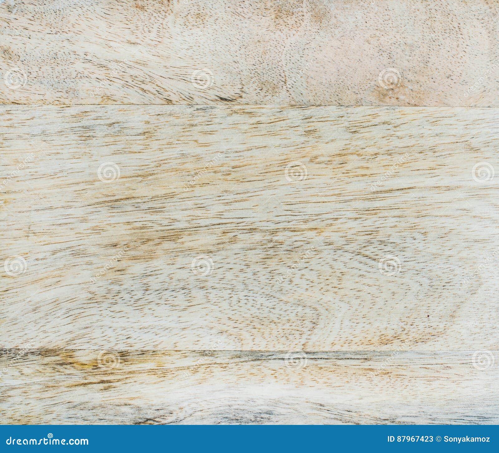 Textura e fundo de madeira do bordo da luz natural