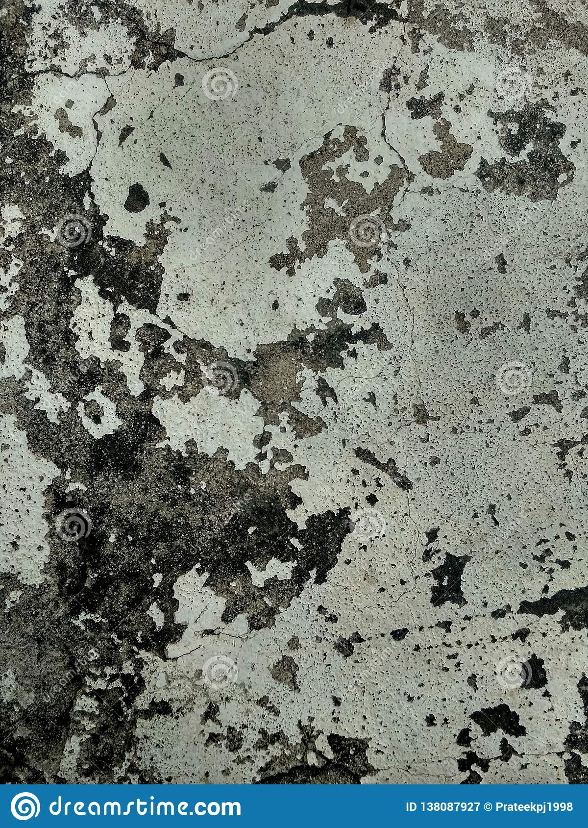Textura en el modelo natural, piso de piedra Decorativo, gris