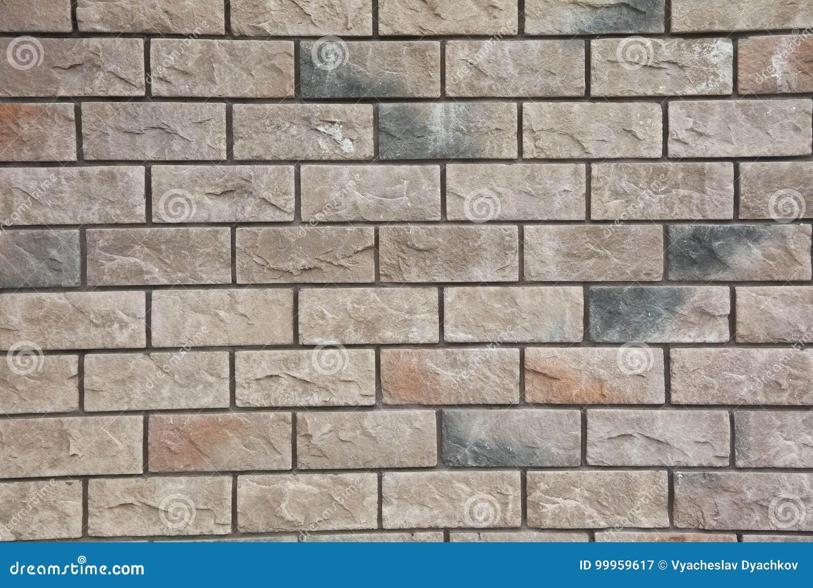 Pared de piedra decorativa exterior de casa con piso y - Paredes de piedra artificial ...