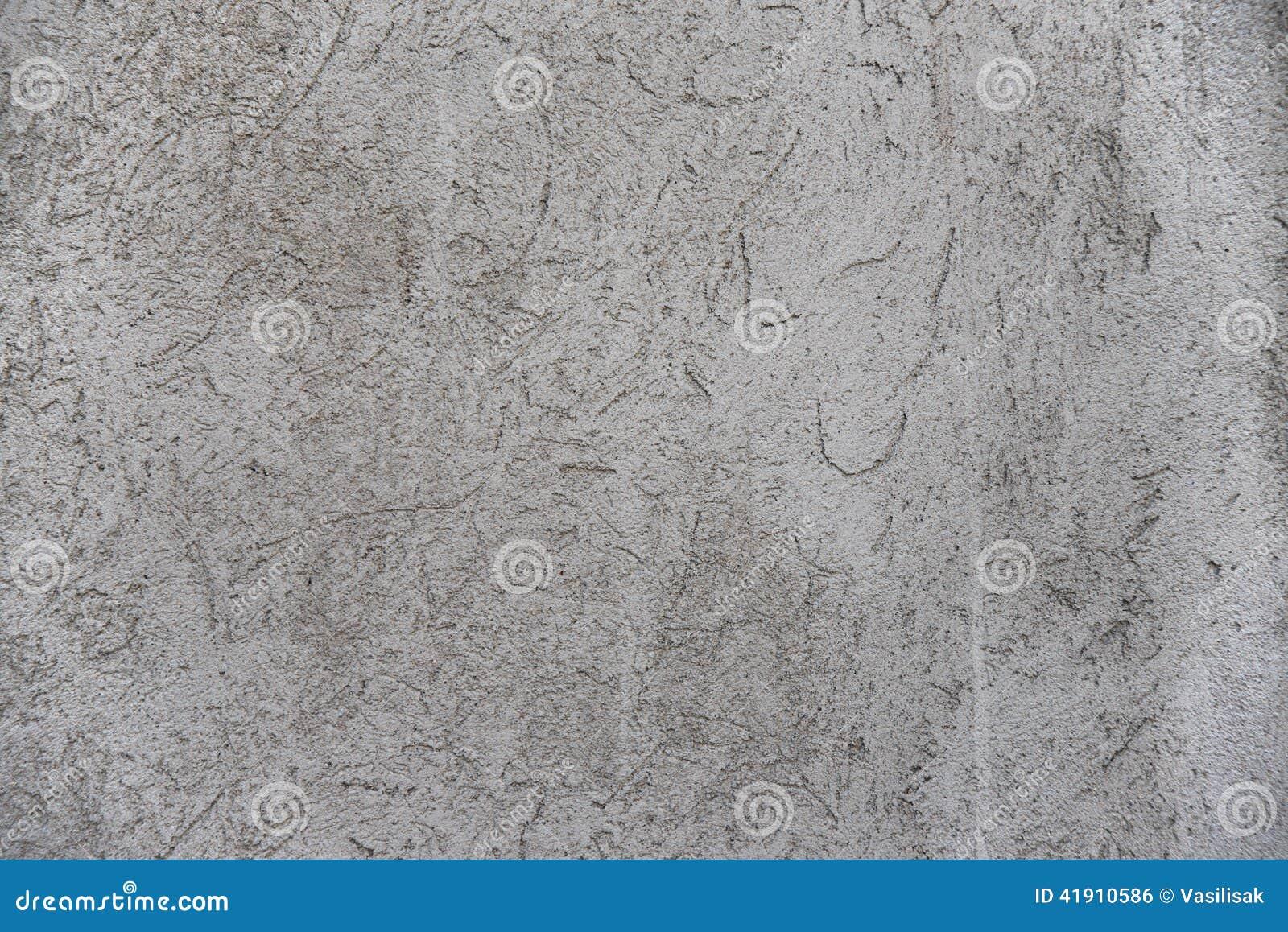 Textura gris clara del cemento