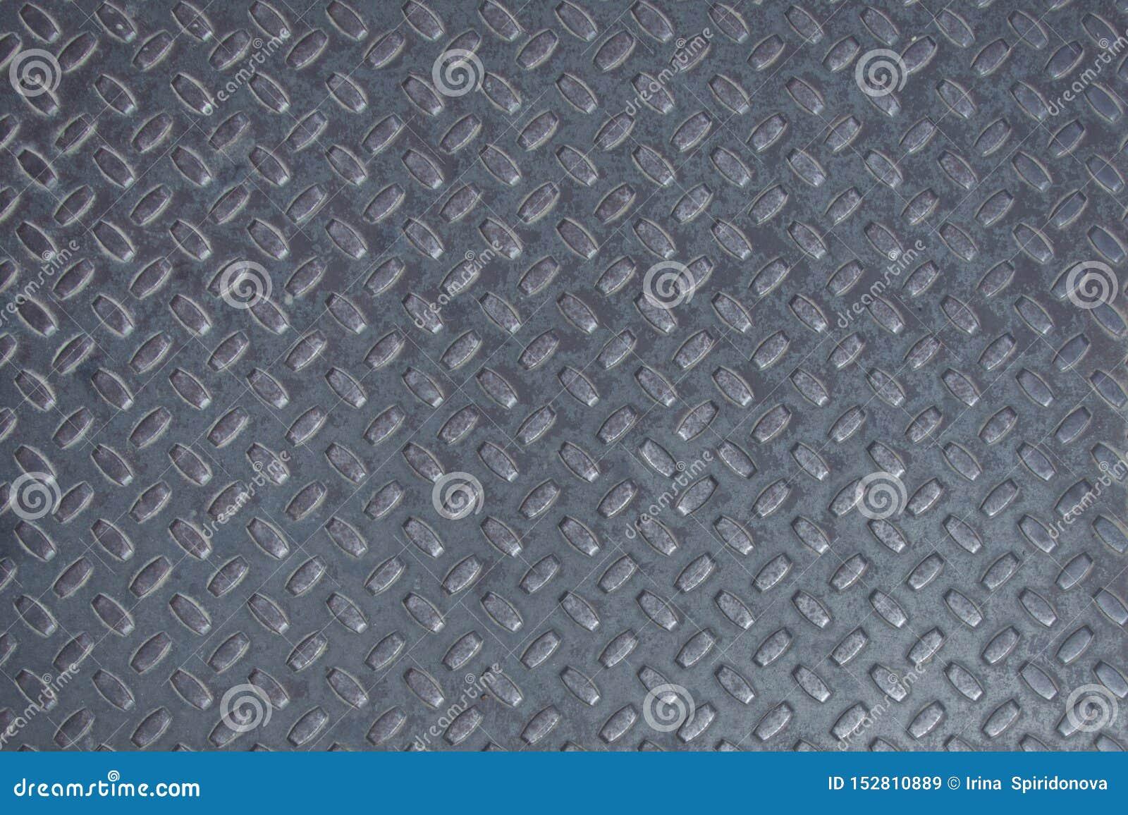 Textura gris del metal