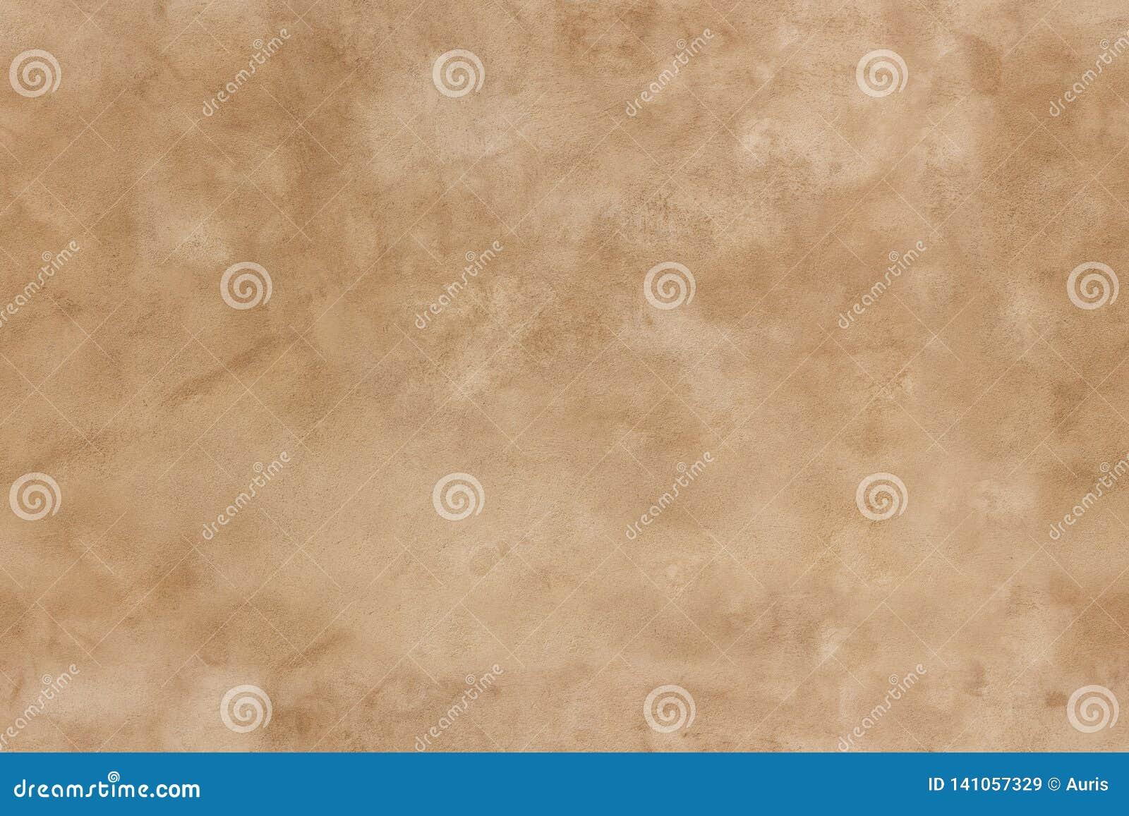 Textura inconsútil del estuco de Brown