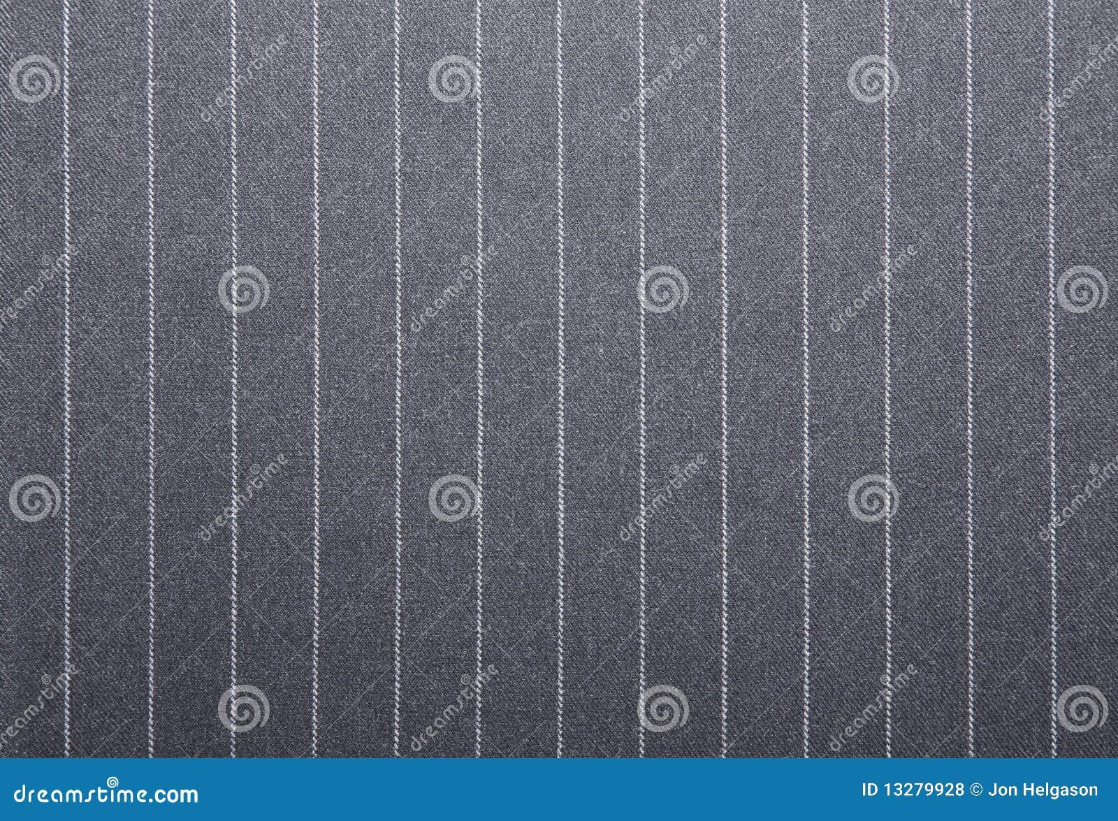 Textura listrada do terno do Pin