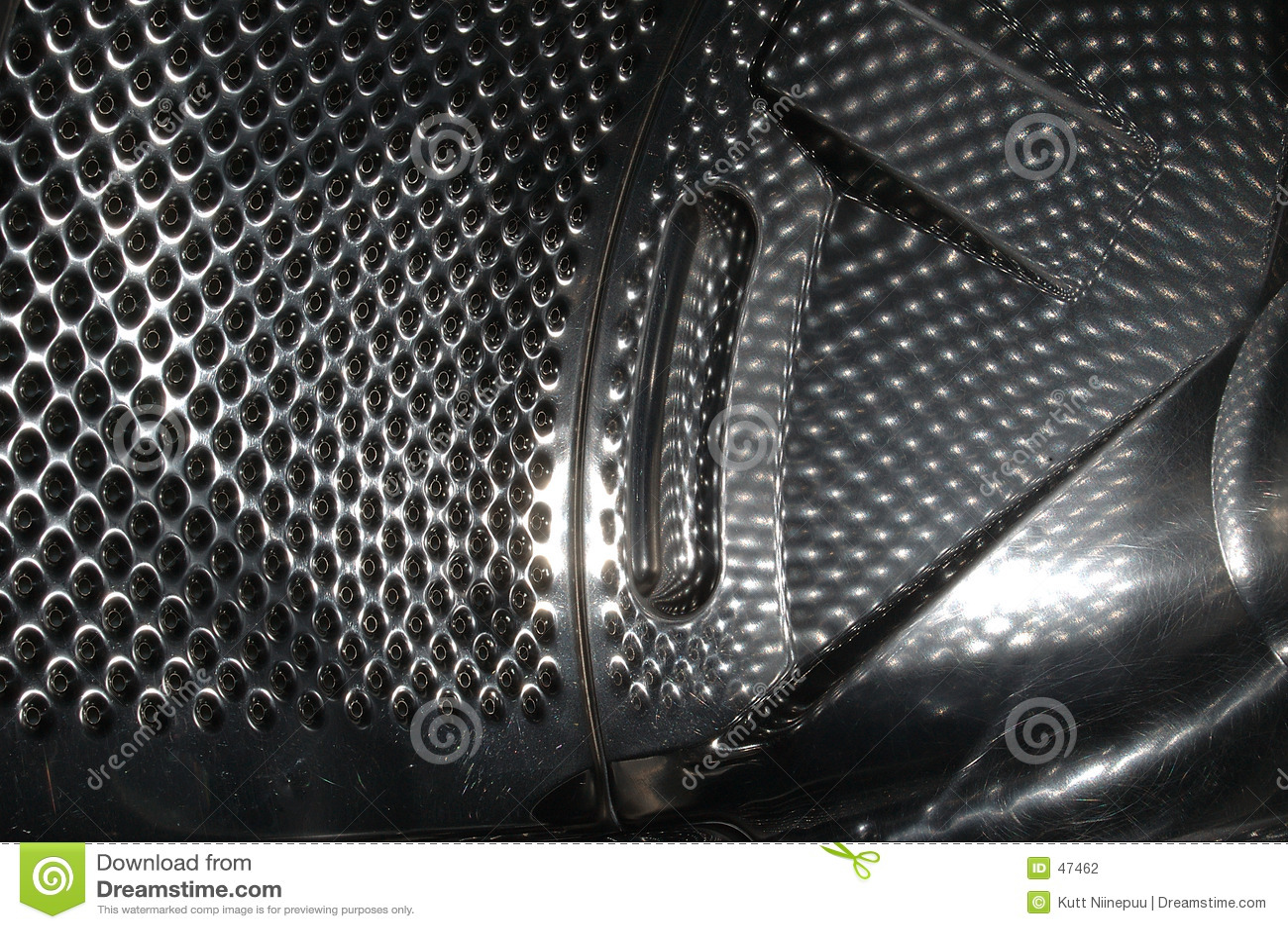 Textura metálica abstracta