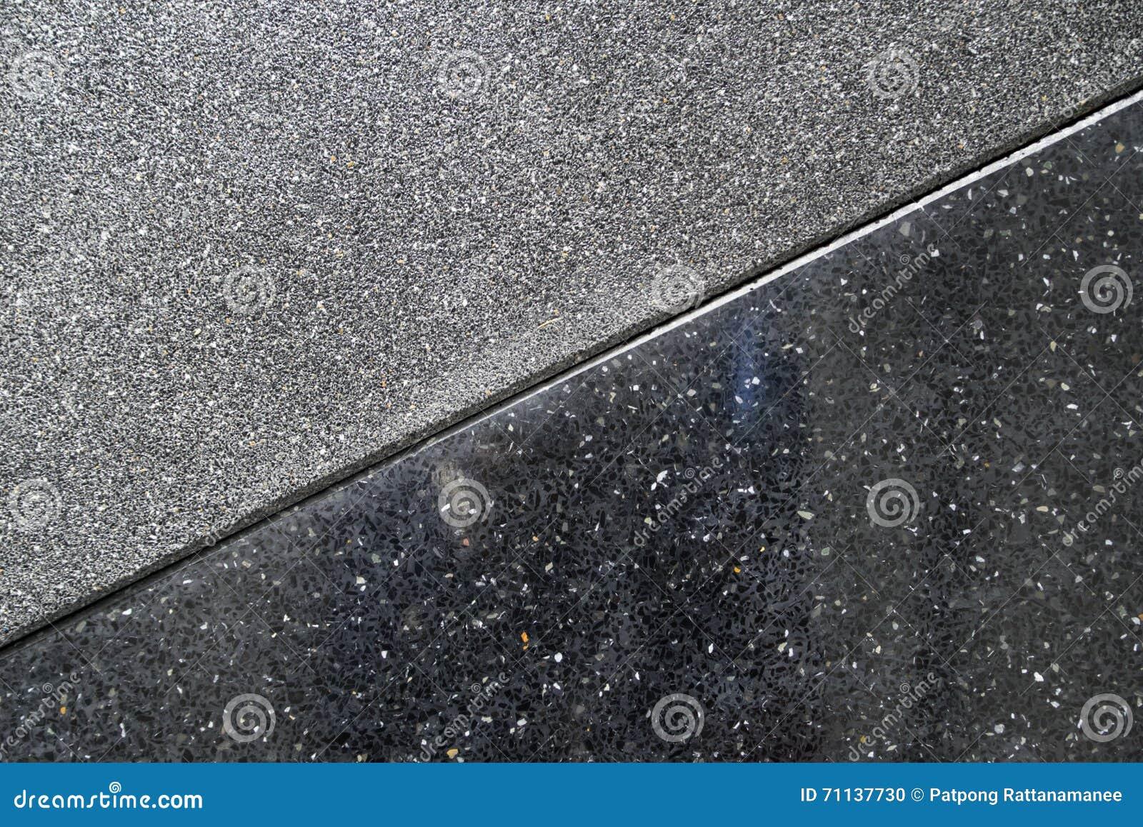 Textura natural del arena de mar, superficie áspera de la textura del aggre expuesto