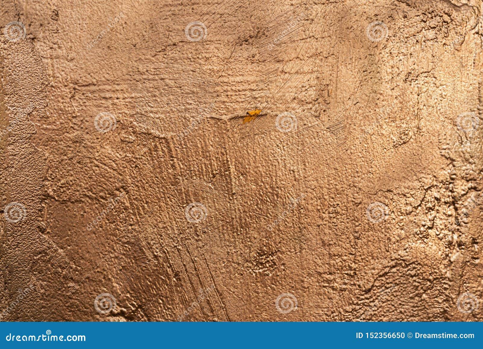 Textura pintada de piedra de cobre outside-1