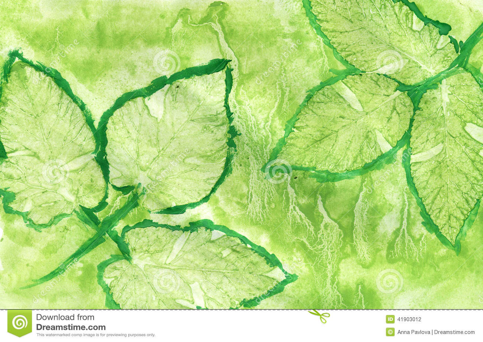 Textura pintada verde