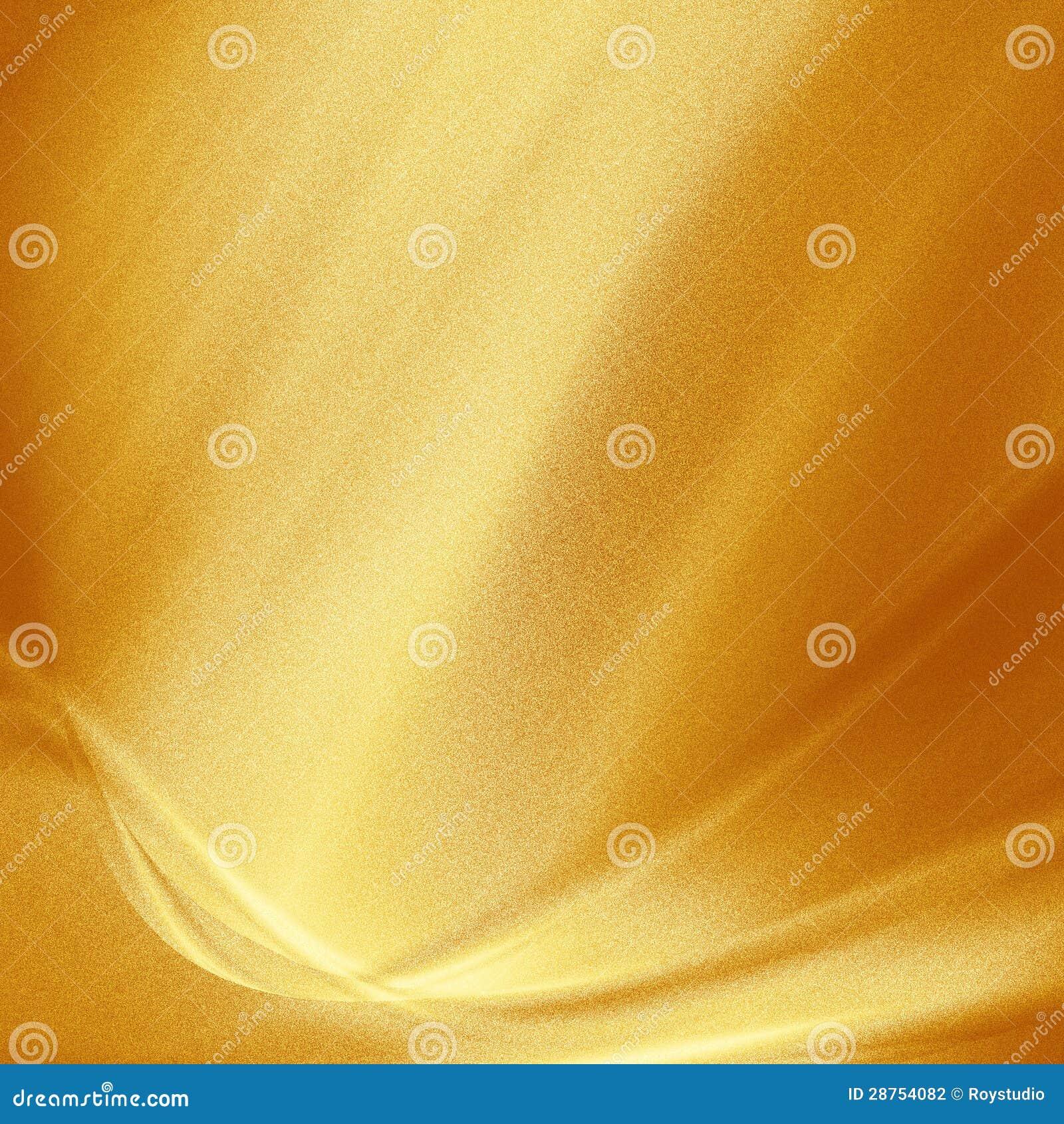 Textura pontilhada fundo do metal do ouro