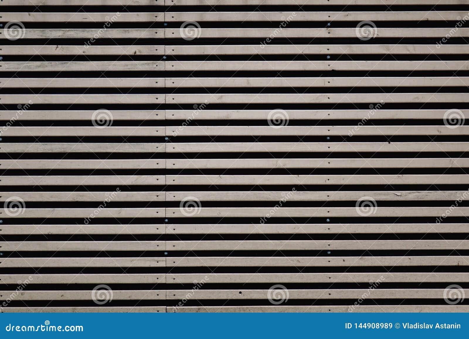 Textura preto e branco do fundo com listras horizontais