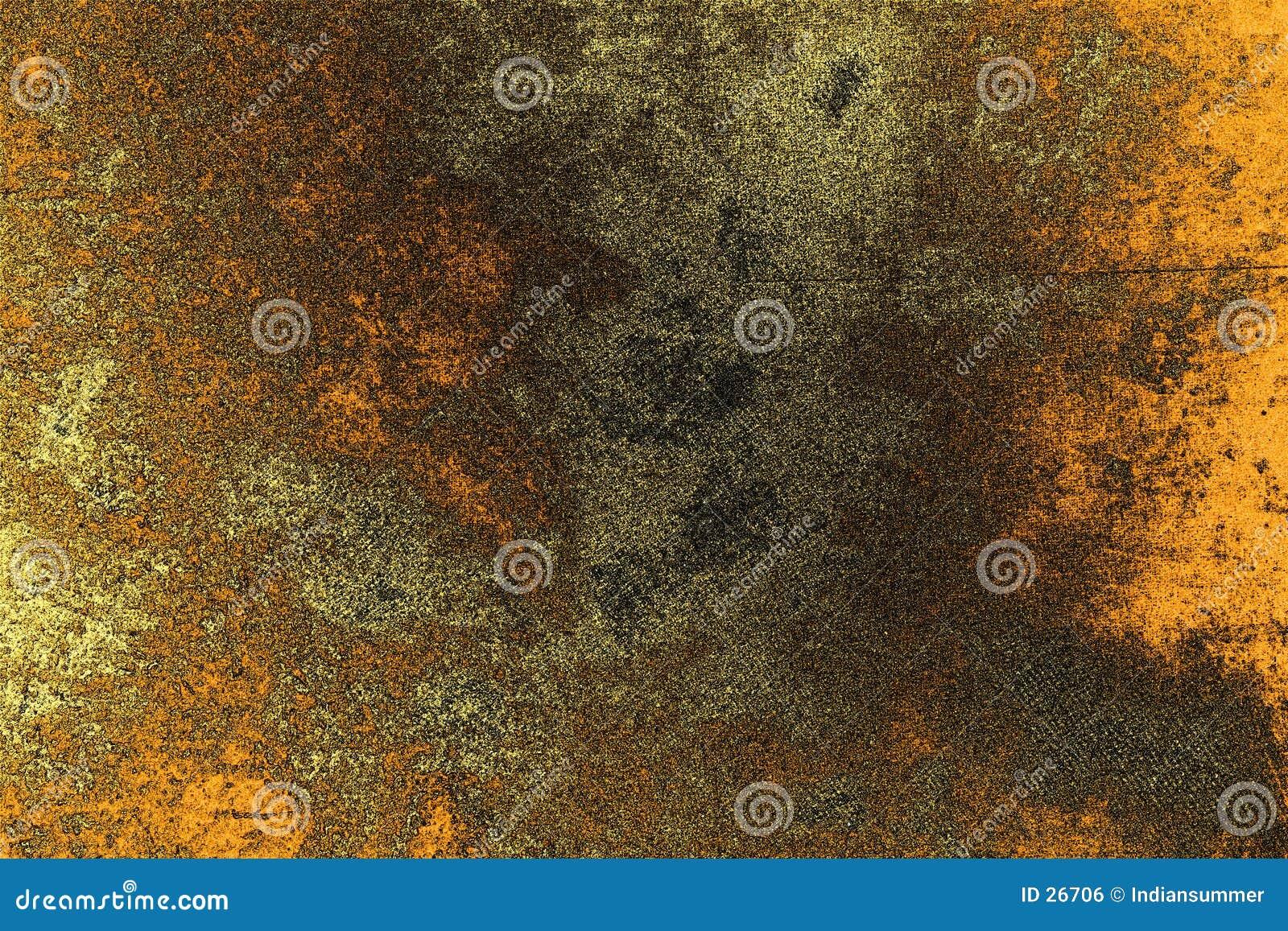 Textura realmente oxidada & suja
