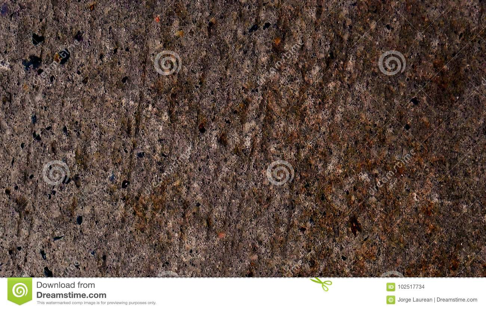 Textura rocosa
