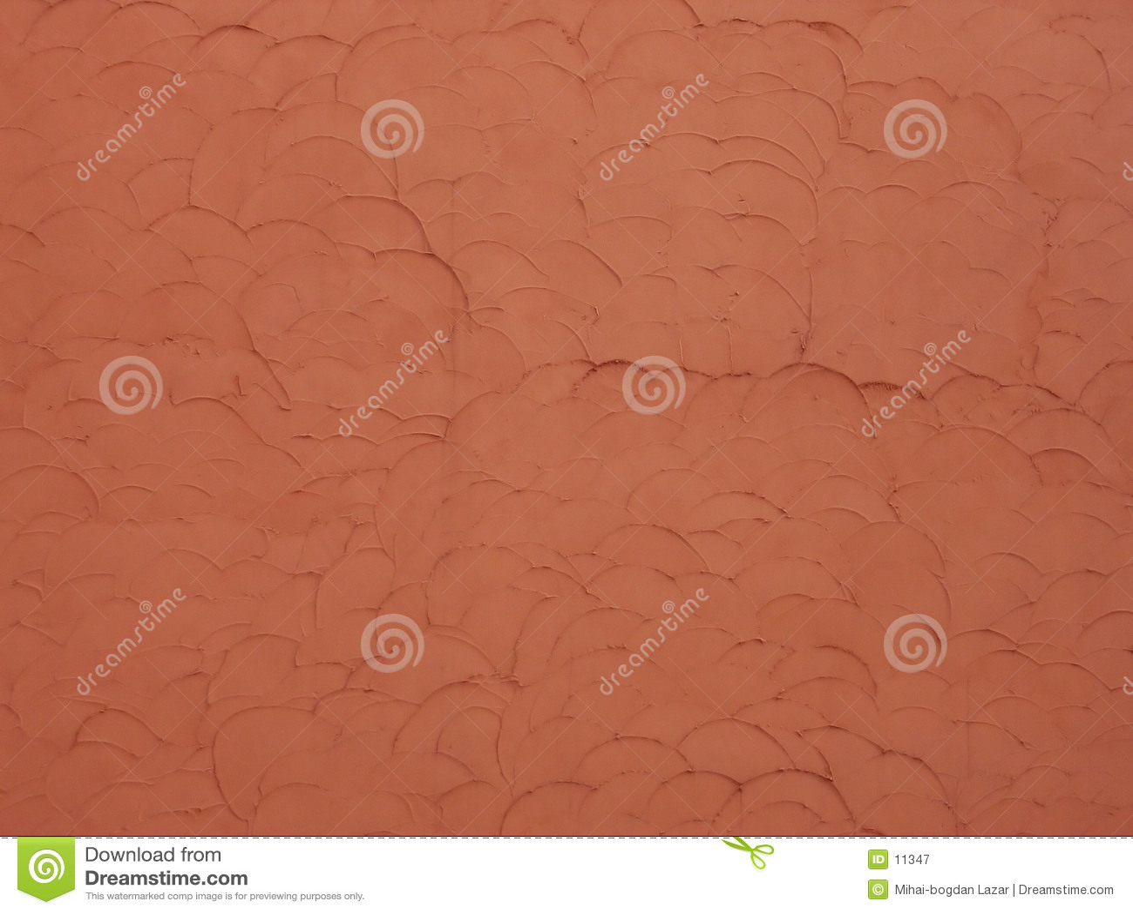 Textura roja de la pared con las escalas
