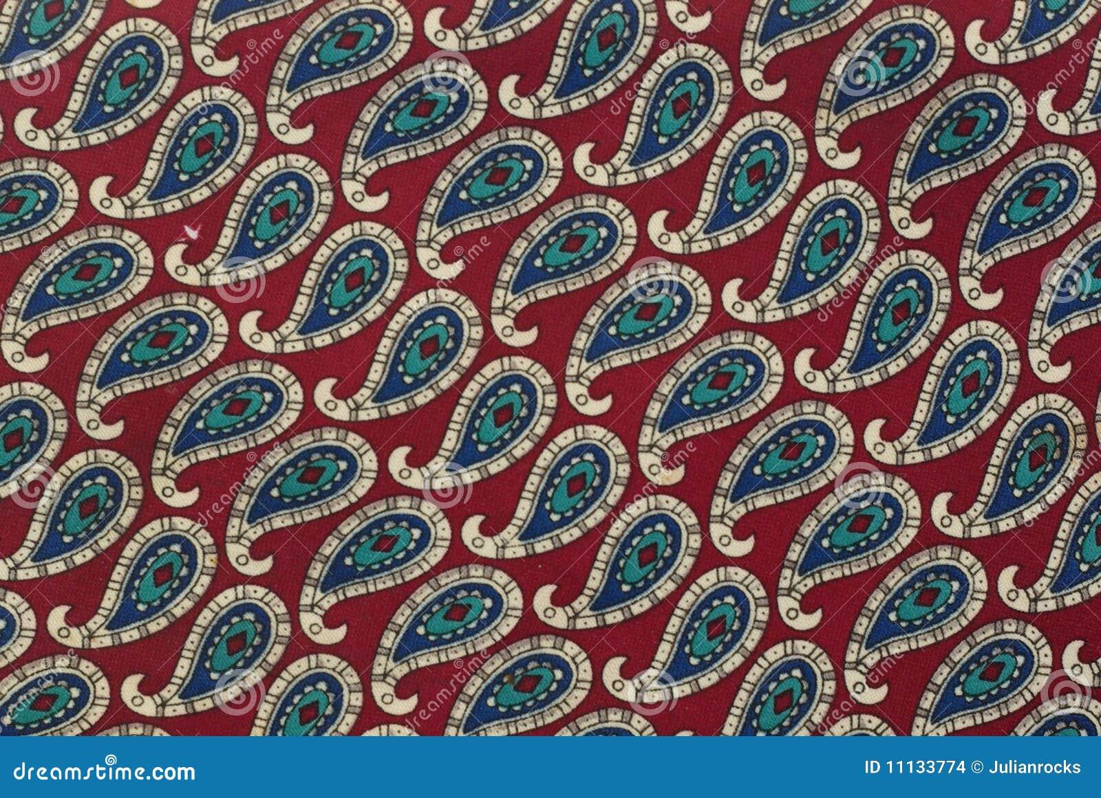 Textura Roja De La Tela Foto De Archivo. Imagen De Paño