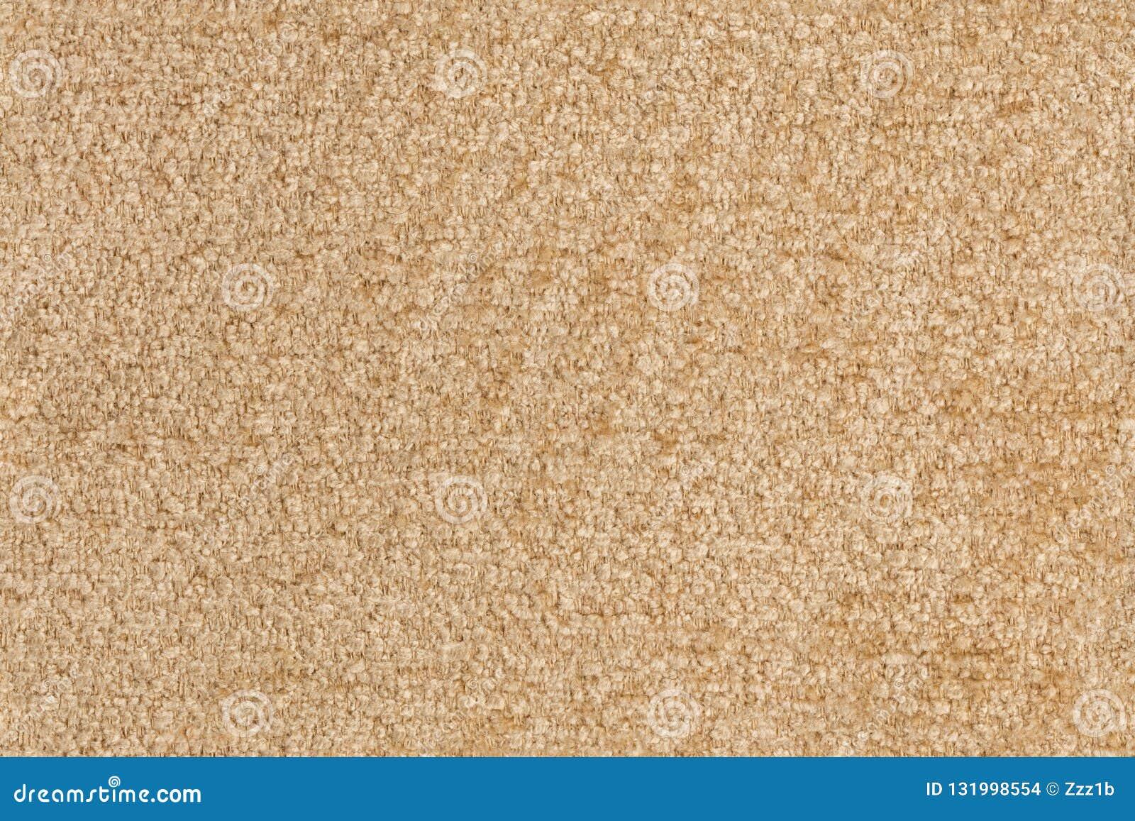 Textura sem emenda do estofamento marrom tecido da mobília do poliéster