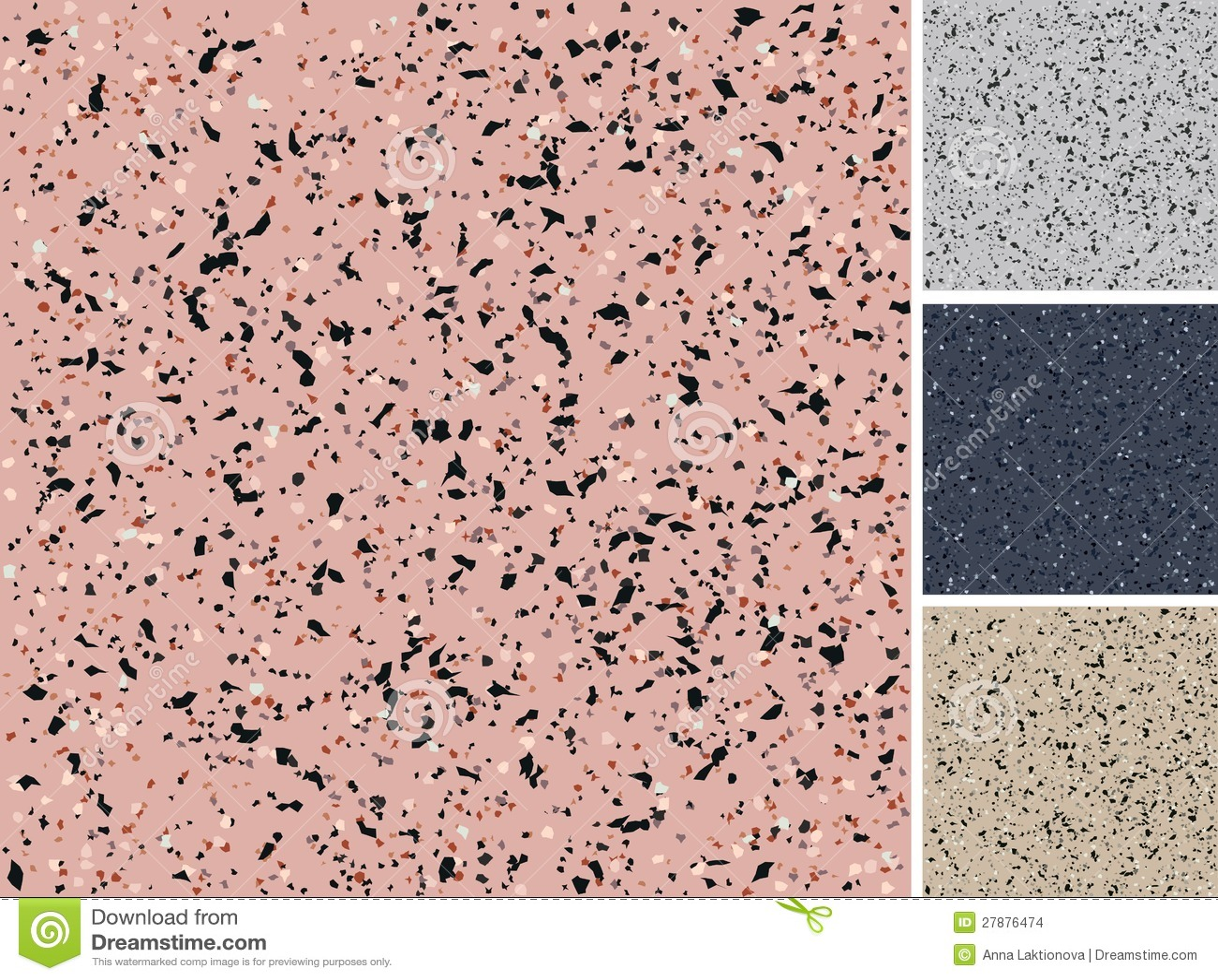 Textura sem emenda do granito