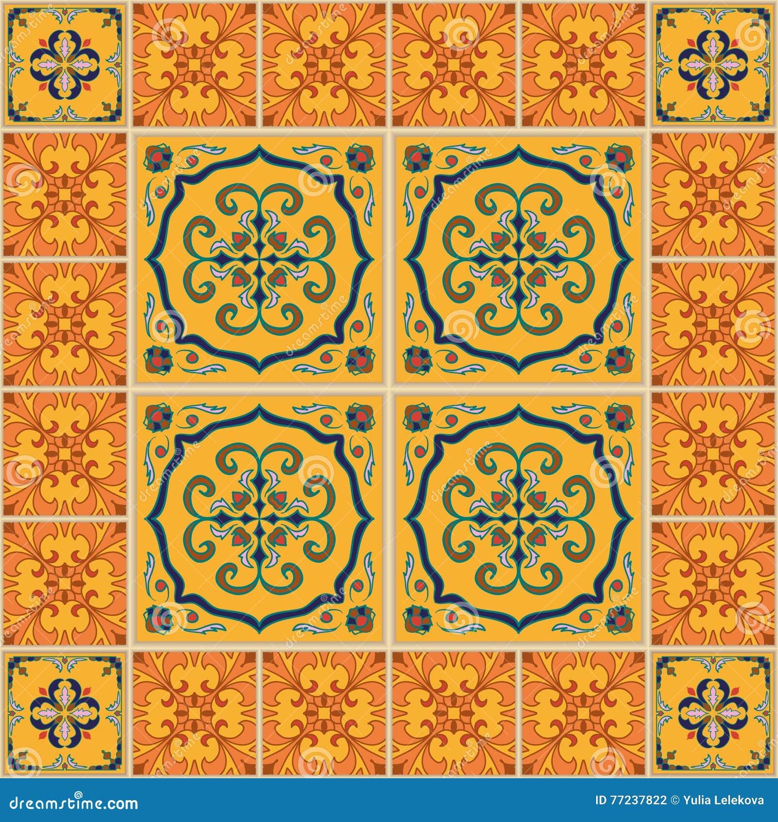Textura sem emenda do vetor Teste padrão colorido bonito para o projeto e forma com elementos decorativos