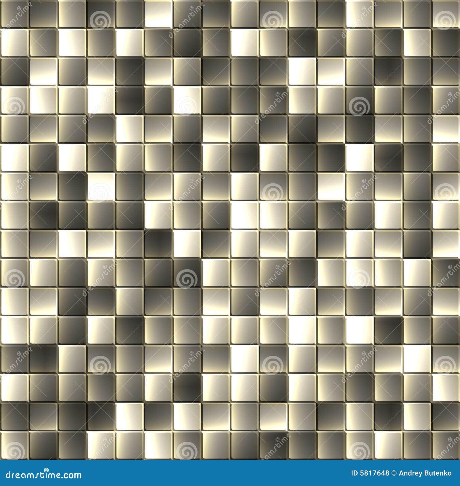 Textura Sem Emenda Escura Dos Blocos De Vidro Ilustra O Stock  -> Tijolo De Vidro Marrom