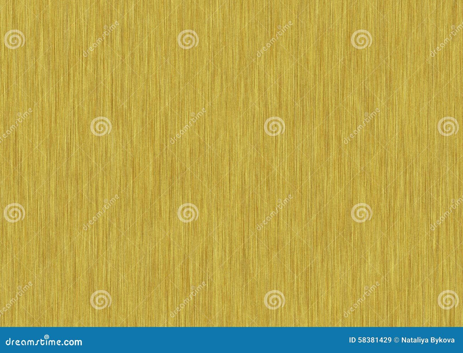Textura superficial de madera laqueada de oro