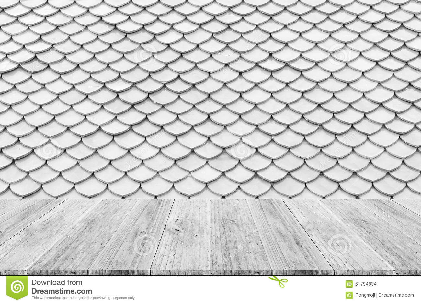 Textura terraza y del tejado de teja de madera foto de for Tejados de madera y teja