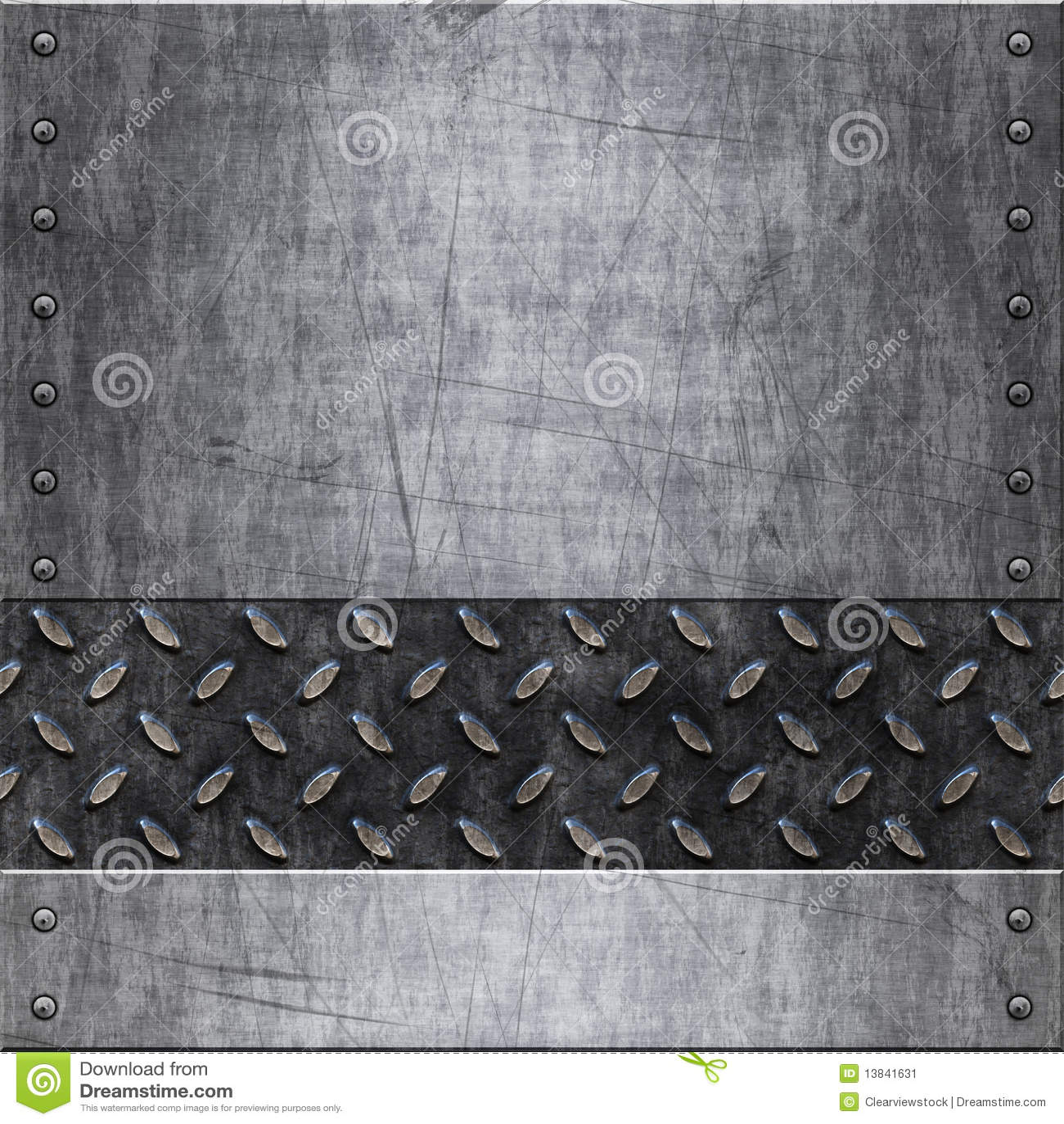Textura velha do fundo do metal