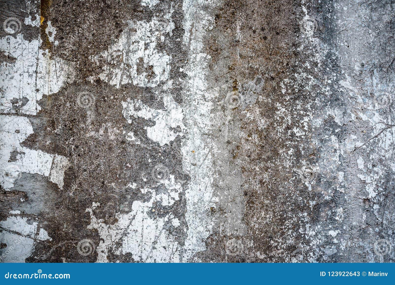 Textura velha suja da aflição do Grunge Textura do risco