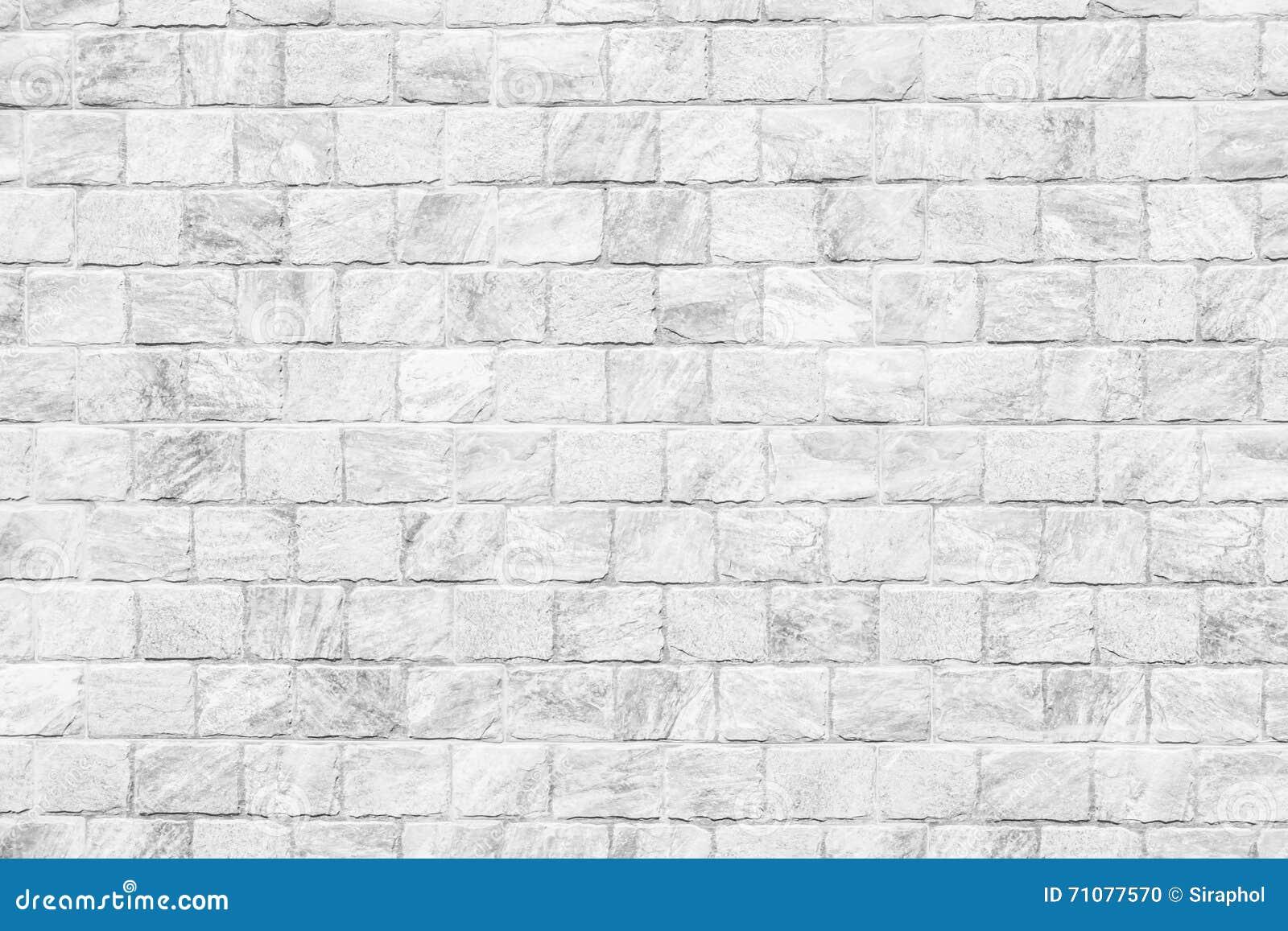 Texturas blancas de la pared de ladrillo para el fondo - Texturas de paredes ...