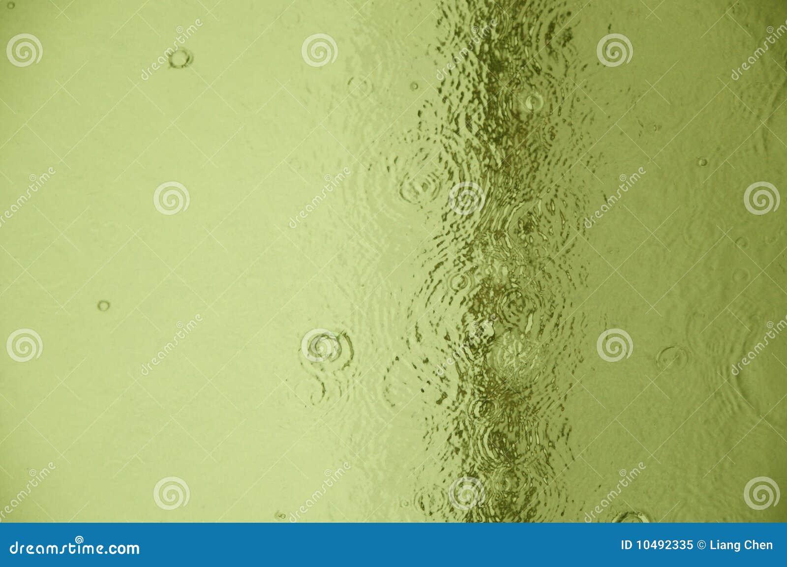 Texturas da chuva